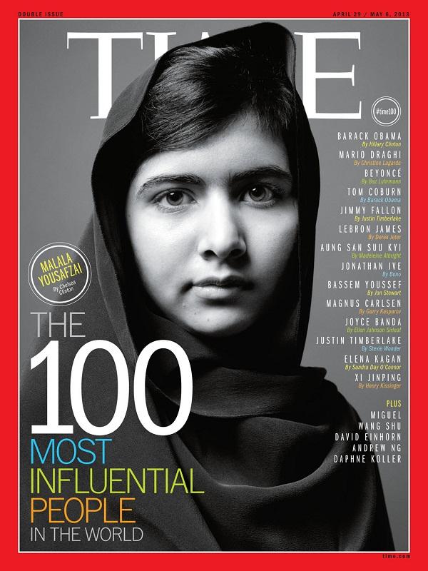 Малала Юсуфзай. Девочка,в которую стреляли талибы.