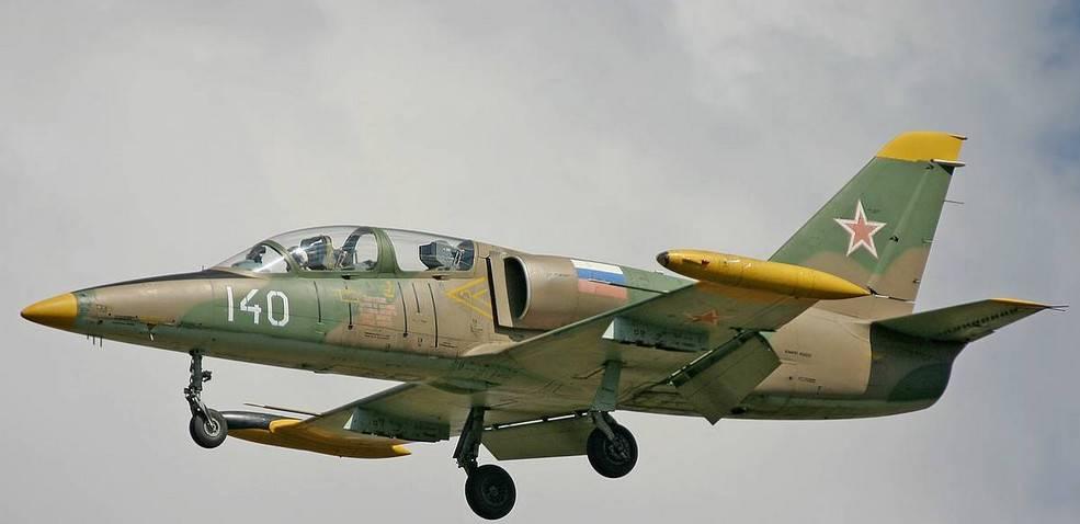 50 лет Альбатроса. L-39
