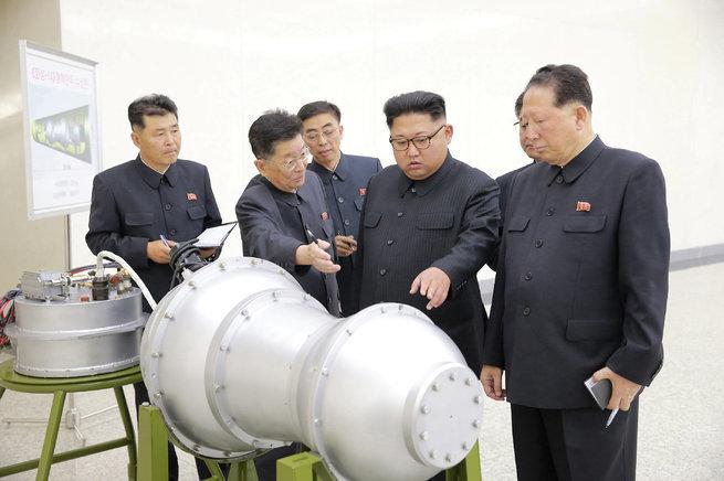 Водородная бомба КНДР: а был ли «мальчик»