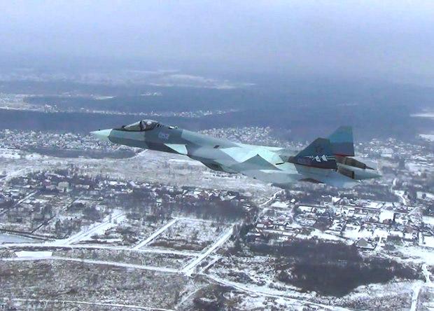 Испытания Су-57 с двигателем второго этапа продлятся три года