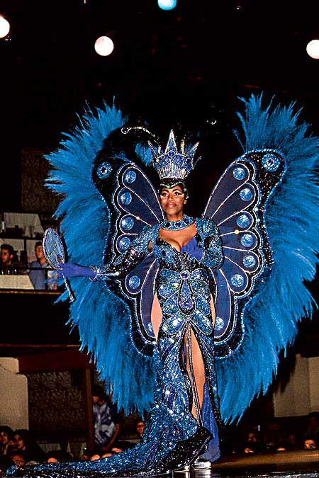 Как сшить бразильский карнавальный костюм