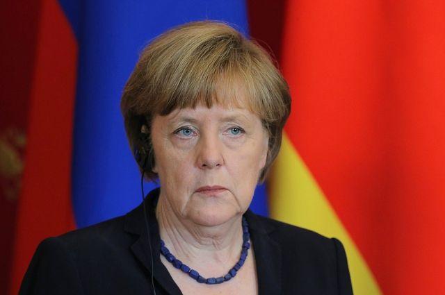 Меркель: Германия и Франция поддерживают укрепление границ Евросоюза
