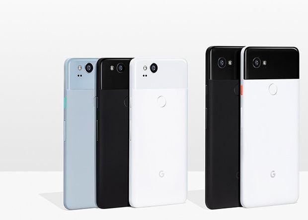 Google представила Pixel 2, ноутбук Pixelbook и новые версии Google Home