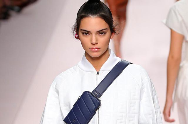 Неделя моды в Милане: Кендал…