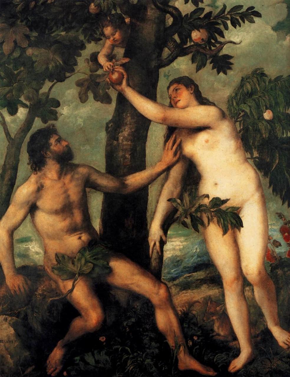 11 картин Тициана которые стоит увидеть хотя бы раз в жизни