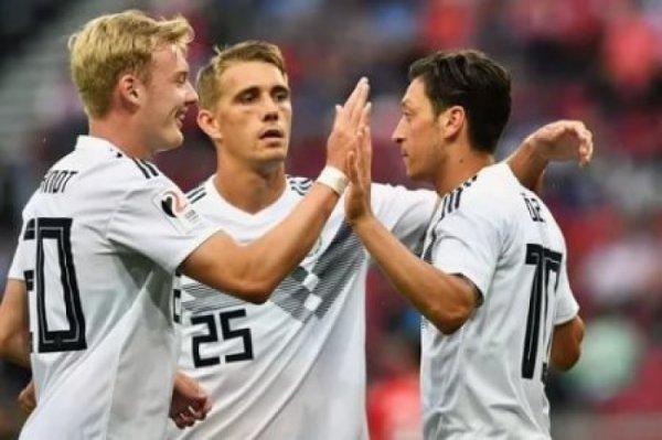 СМИ Германии разразились про…