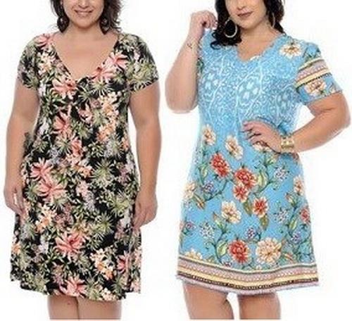Выкройка летнего платья (Раз…