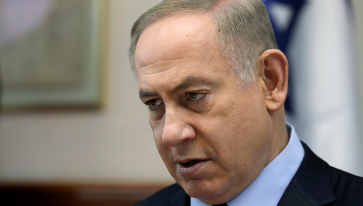Гибель Ил-20: Нетаньяху выра…