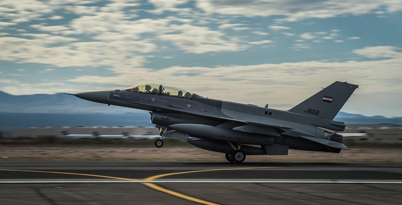 Ирак нанес воздушный удар по…