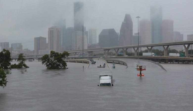 Западные ученые утверждают, что потоп в Хьюстоне был вызван Россией