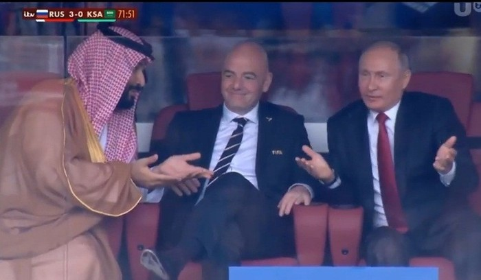 Россия - Саудия 5:0. Опасная эйфория