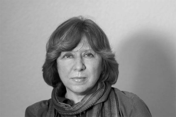 """Об """"увольнительном"""" интервью с г-жой Алексиевич, или Хомо лауреатикус"""