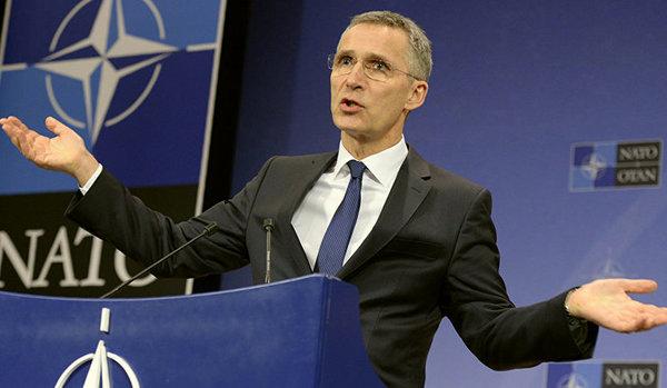 Как речь Генсека НАТО в Белграде настроила сербов против Альянса