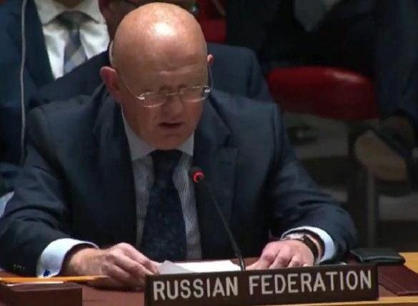 Представителю Донбасса не дали выступить в Совбезе ООН