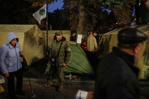 В Кремле констатировали нестабильность ситуации на Украине
