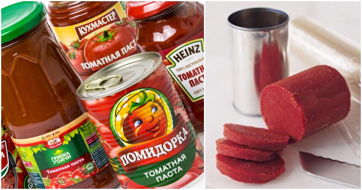 Хранить открытую томатную пасту до 3 месяцев — реально