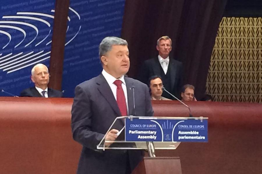 Воссоединение Украины с Европейской конвенцией о правах человека