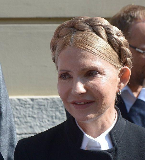 Юлия Тимошенко поделилась своими планами о будущем Донбасса. Опять военными.
