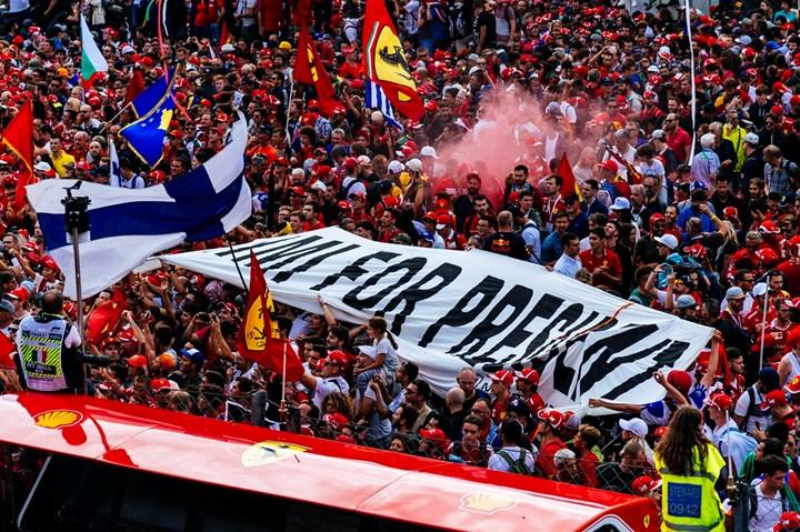Формула 1 Гран-при Италии: Monza la Maggica, Monza la Tragica
