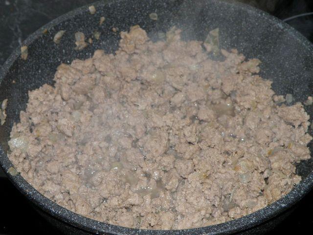 Фарш готов. пошаговое фото приготовления картофельной запеканки с фаршем