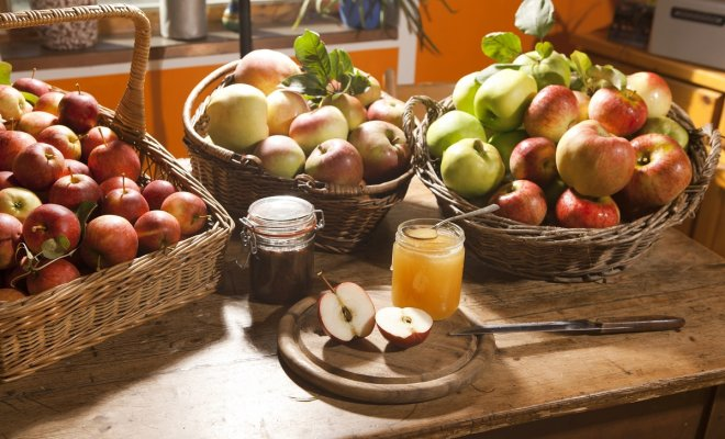 Заготовки из яблок на зиму –…