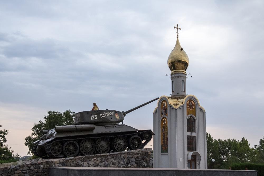 Т-34 выиграл Великую Отечественную войну