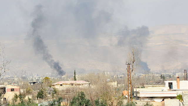 Новости Сирии. Сегодня 14 марта 2018