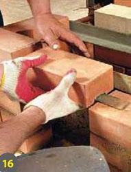 Кирпичная печь своими руками