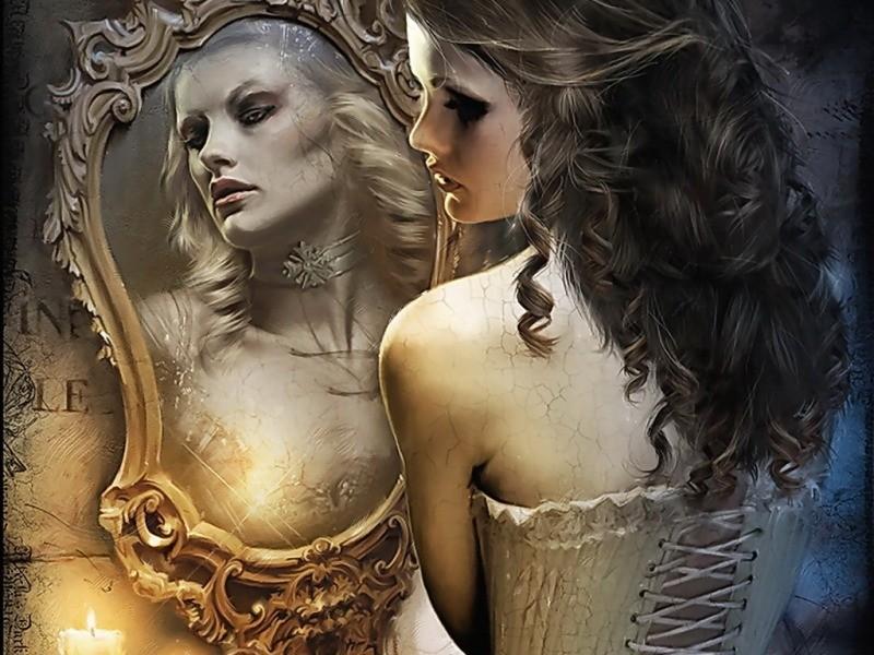 Зеркало: опасное отражение обычаи и традиции, приметы, суеверия