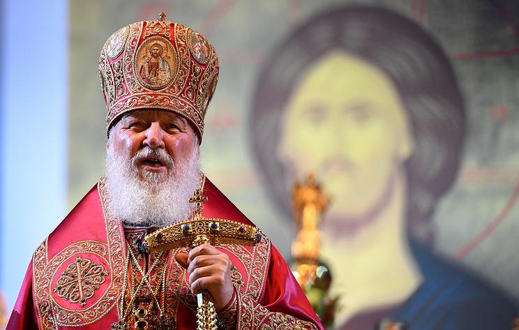 Патриарх Кирилл: празднование Крещения Руси поможет преодолеть разделение на Украине