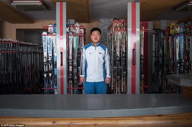 Первый горнолыжный курорт Северной Кореи простаивает из-за отсутствия туристов горнолыжный курорт, партия сказала надо, северная корея, чудо света