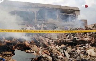 Число жертв взрыва в столице Сомали превысило 300