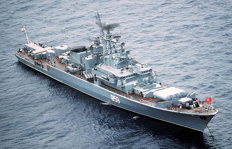Лавров: РФ не пропустит корабли НАТО в Азовское море