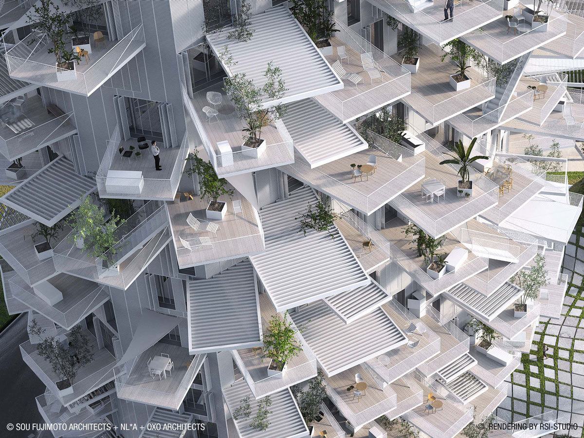 Во Франции построят Дом-дерево
