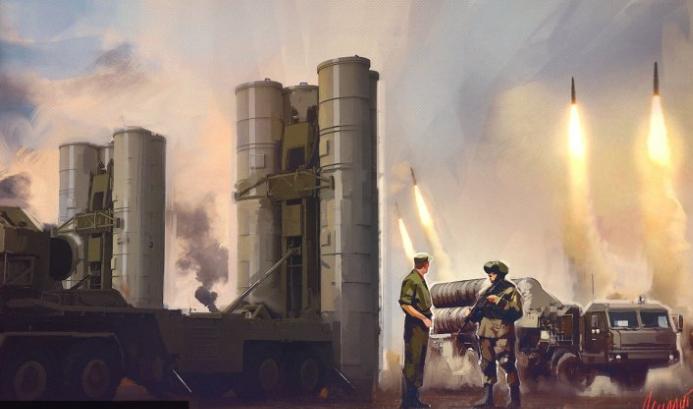 Приобретая российские ЗРК С-400, государства покупают себе безопасность