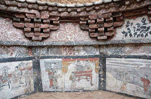 В Китае нашли гробницу возрастом 700 лет