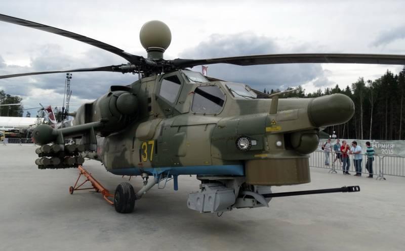 Вертолётчики группы «Беркуты» пересядут на новые машины