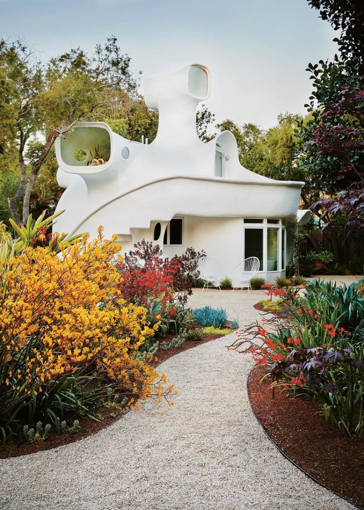 Дом в Калифорнии, похожий на…