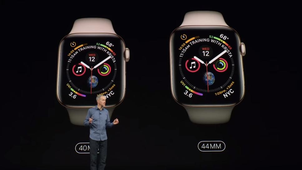 Компания Apple открыла предзаказ на «умные» часы Watch Series 4