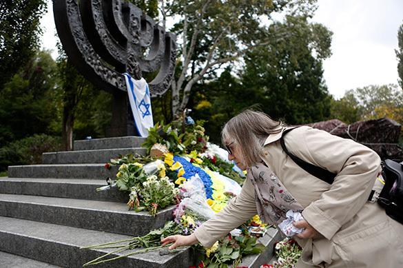 Почему власть в Киеве хочет стереть память о Холокосте – Наталья Витренко