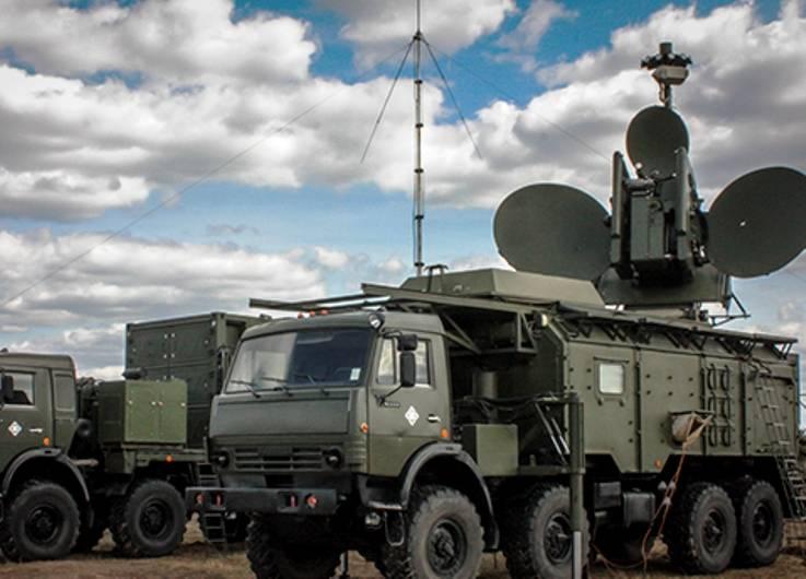 РФ создает в Сирии «всевысотное» радиолокационное поле