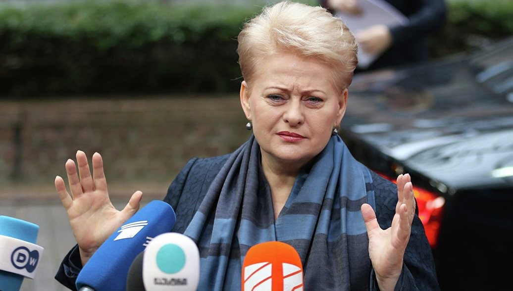 Президенту Литвы грозит тюрьма с конфискацией имущества