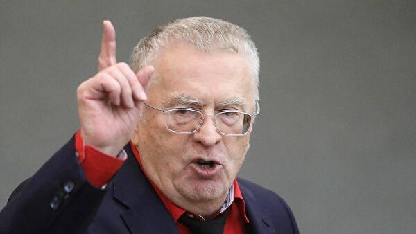 Жириновский назвал «самое страшное преступление в истории России»