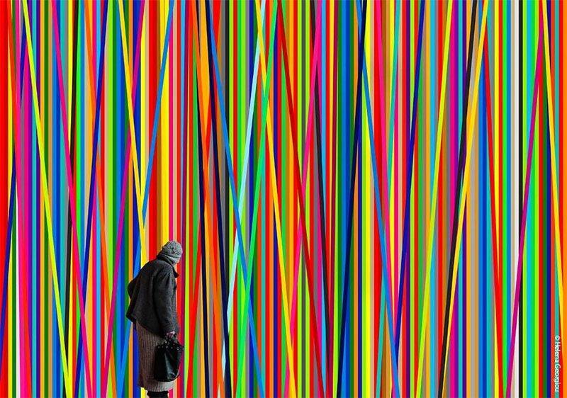 Геометрический минимализм от фотографа Хелены Георгиу геометрические, интересные фотографии, искусство, коллекция фото, минимализм, фотограф, фотография