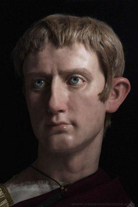 Как на самом деле выглядели императоры Римской Империи