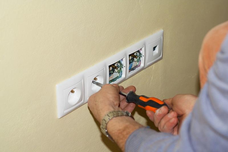 Советы по установке розеток и выключателей в доме