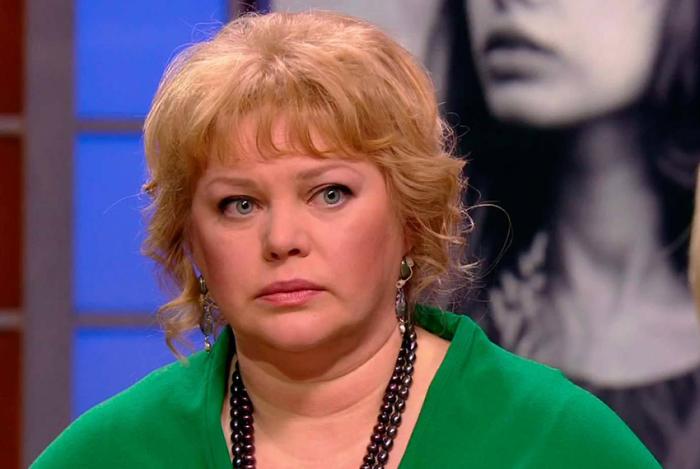 Ольга Машная. / Фото сейчас: www.vokrug.tv