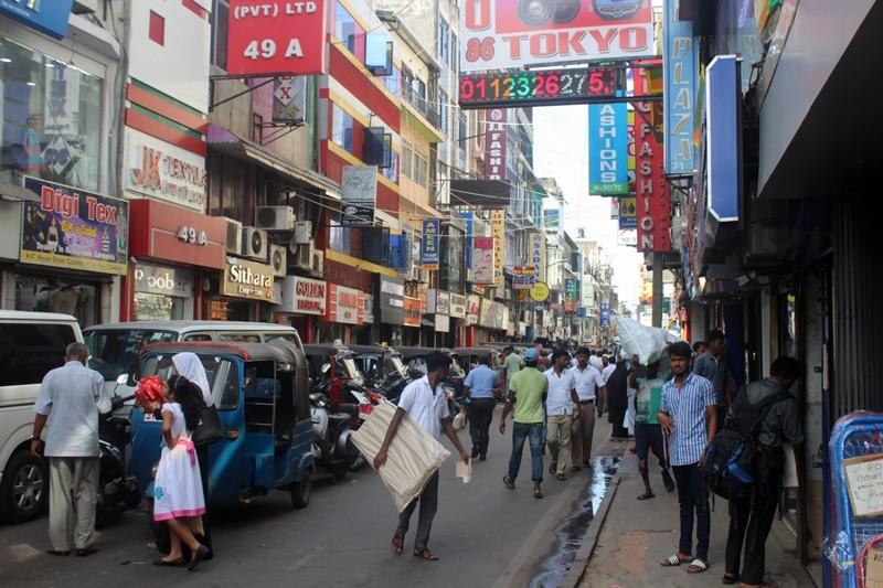 Шри-Ланка. Что хорошего в Коломбо? путешествия, факты, фото
