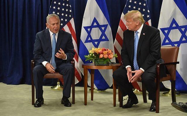 Нетаньяху утверждает, что Тр…