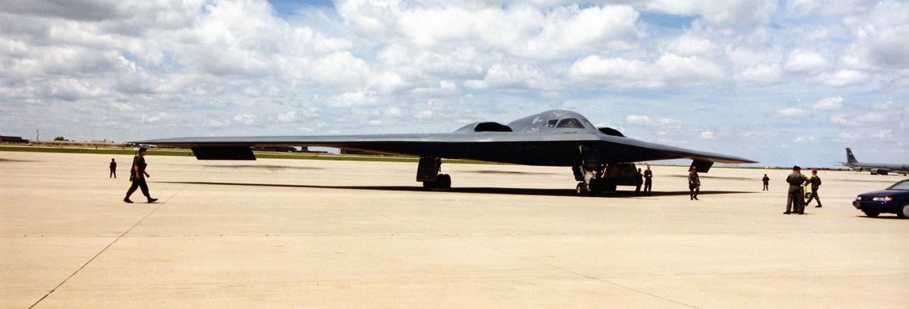 Больше половины американских бомбардировщиков не могут воевать